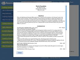 Resume Maker For Mac Write a Better Resume Resume Maker Individual Software 1