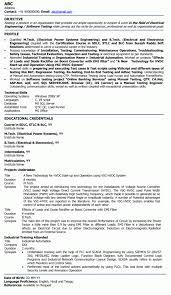 Cover Letter Freshers Resume Sample Sample Resume For Freshers