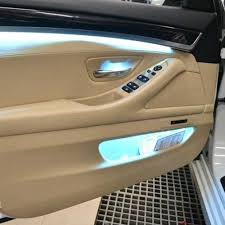 Bmw F10 Ambient Interior Lighting Mason 3 Colors Led Ambient Lights For Bmw F10 F11 Car