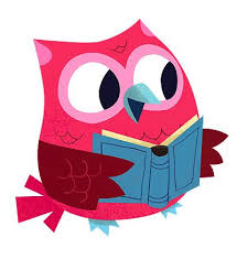 Image result for owl with newspaper clip art