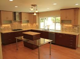 Image of: Two Tone Kitchen Cabinets Online