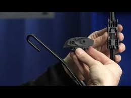 napa wiper blade replacement chart wiper blade hook lock installation tips acdelco youtube