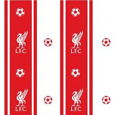 Liverpool Fc Bedroom Accessories Liverpool Lfc Childrens Kids Football Wallpaper Wp40061