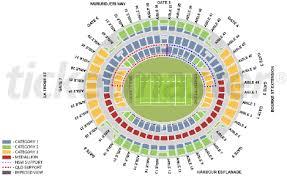 Etihad Stadium Manchester Concert Layout