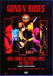 Guns N Roses - Live at Tokyo Dome 1992 ...