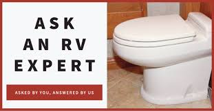Unclogging A Backed Up Toilet Holding Tank Rv Repair Club