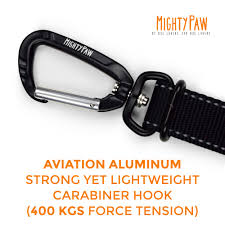 mighty paw vehicle safety belt for fido