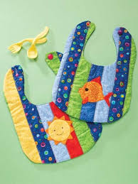 76 best Baby Bibs images on Pinterest | Patchwork baby, Appliques ... & Quilting - Patterns for Children & Babies - Animal Quilt Patterns - Sun &  Fun Bibs Adamdwight.com