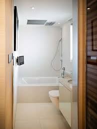 Fresh Small Bathroom Colors - Small bathroom with tub