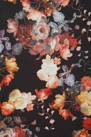 Vintage Floral Print 20 Best Floral Print Black With Bright Images On Pinterest
