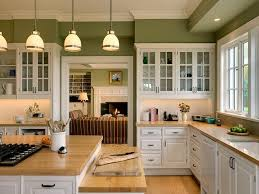 colors green kitchen ideas. Brilliant Kitchen Green Kitchen Paint Colors Pictures Ideas From Hgtv Intended For   To E