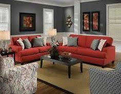 red furniture living room. 39 red and grey home decorating ideas furniture living room t