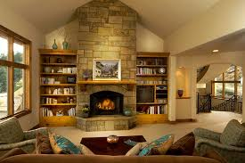 45 modern and traditional fireplace designs