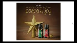 2017 holiday doterra gift giving guide tips