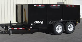 dump trailer low profile ton models overview the cam superline