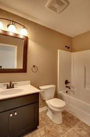2015 Small Bathroom Remodeling Ideas Color And ShelfSmall Brown Bathroom Color Ideas