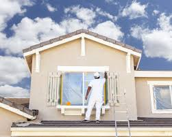 why summer is the best time for exterior painting