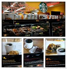 Starbucks Delicious Pairings Of Food And Coffee
