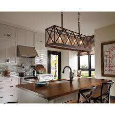 Oil Rubbed Bronze Kitchen Island Lighting Mf29574dwoorb Lumiere Linear Pendant Pendant Light Dark