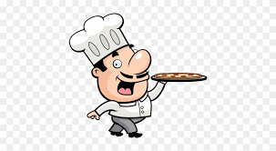 Catering Clipart Walk In Take Out Delivery Catering Chef Cartoon
