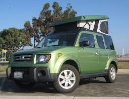 2021 honda element is ready for the production. How To Turn Your Honda Element Into A Livable Camper