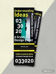 Admission Ticket Template Free Download Free Event Admission Ticket Template Download 96 Tickets In Psd