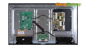 samsung tv replacement parts. samsung lcd tv repair - identifying t-con board part numbers how to fix tvs youtube tv replacement parts s