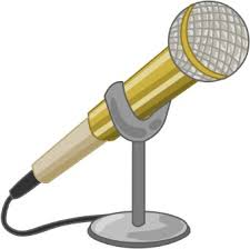 Image result for microphone clipart