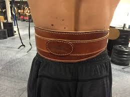 it s a design difference that i thought made this belt very unique compared to past leather belts i ve tried