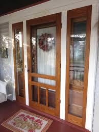 Storm Door Design Ideas Door Craftsman Storm Door Home Design Ideas And Pictures