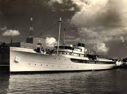 Truman's Yacht