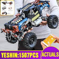 <b>MOULD KING</b> 18006 APP <b>High Tech</b> Car Toys The MOC 35305 ...