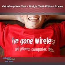 give your teen a gift of beautiful smile today with orthosnap invisible aligners easy to