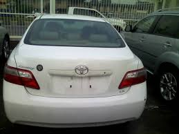 Get This Camry 2007 Model As your Xmas Gift For Just N2.550 ...