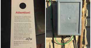 comcast will bolt this box full of their wires onto your house comcast will bolt this box full of their wires onto your house unless you say no