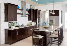 maple kitchen cabinets with black appliances. Modern Espresso Kitchen Cabinets Pictures Maple With Black Appliances I