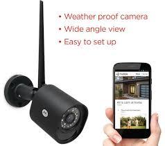 motorola outdoor camera. motorola focus 72 outdoor wifi home security camera motorola p