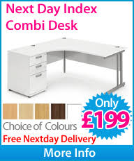 next office desk. Next Day Combi Desk Office