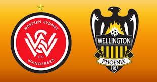 Image result for WS Wanderers - Wellington Phoenix