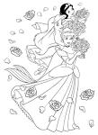 Играть раскраски для девочек принцессы