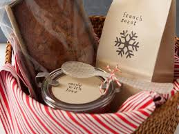 Small Picture Gourmet Gift Ideas and DIY Food Baskets DIY