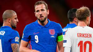 England 0-1 Denmark: Harry Maguire and ...