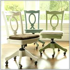 white wooden office chair. White Office Chair Wood Wooden Rolling Desk With Arms Off . H