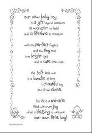 Pin By Chelsie Flanegan On Fam Ily Baby Boy Poems Baby