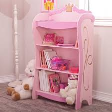 painted kids furniture. Kids Furniture, Princess Book Display: Unique Pink Bookcase For Painted Furniture
