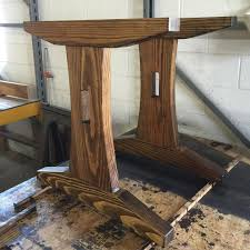 Reclaimed Barn Wood Furniture Some Newly Designed Pine Trestle