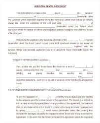 room rental agreements california printable sample room rental agreement template form