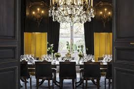 gold dining room dining room paint