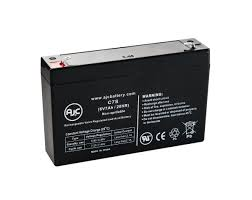 Lithonia Emergency Light Battery Details About Lithonia Elb 0607 6v 7ah Emergency Light Replacement Battery