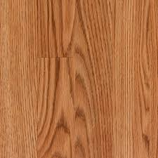 Style Selections 8.07-in W x 3.97-ft L Toffee Oak Embossed Wood Plank